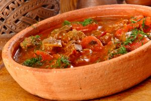 Pork and Veal Stew