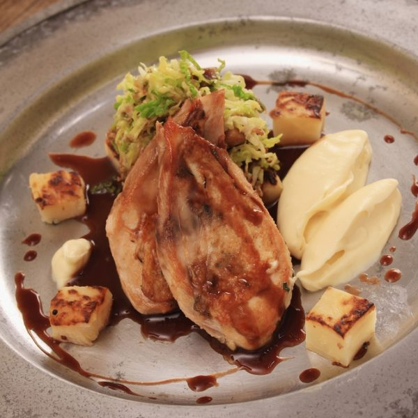 Red Legged Partridge Breasts