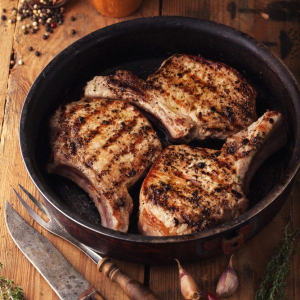Outdoor Reared Pork Chops