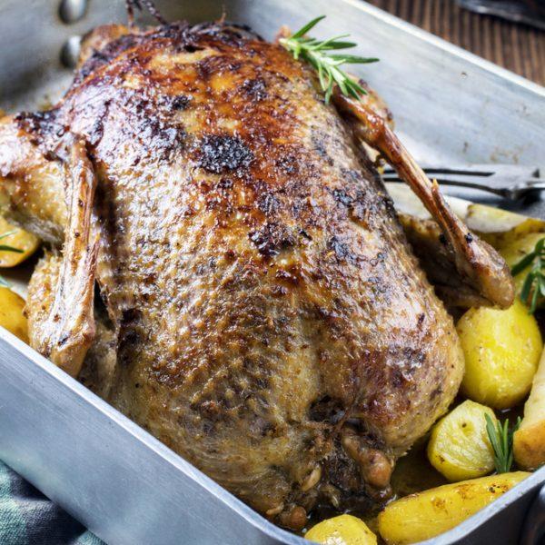 Mallard Duck Oven Ready