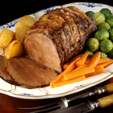 Galloway Beef Topside