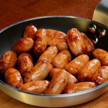Pork Chipolata Sausages 500g