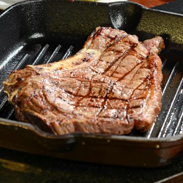 Sirloin Steak on the Bone