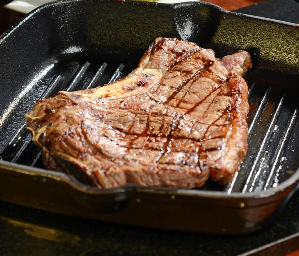 Sirloin Steak on the Bone