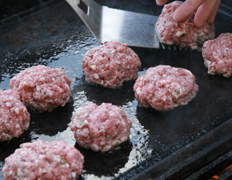 Veal Mince for Burgers