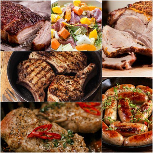 pork favourites box