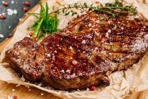 Galloway Beef Rump Steaks