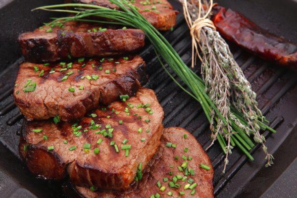 Ayrshire Rose Veal Fillet Steaks
