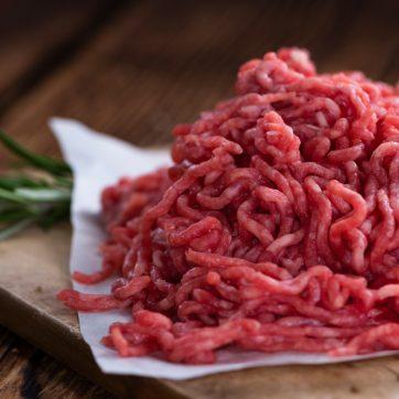Galloway Steak Mince 500g