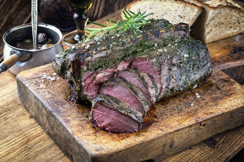 Wild Venison Saddle Buy Online The Blackface Meat Company