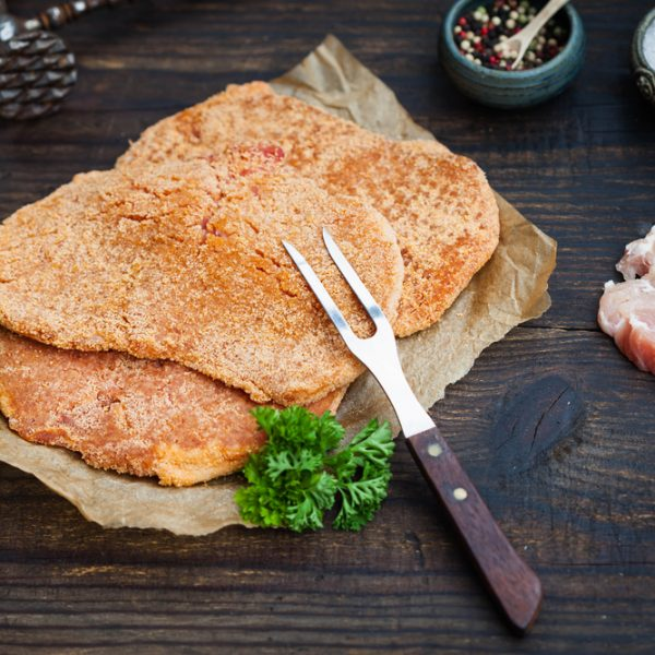 Ayrshire Rose Veal Escalopes