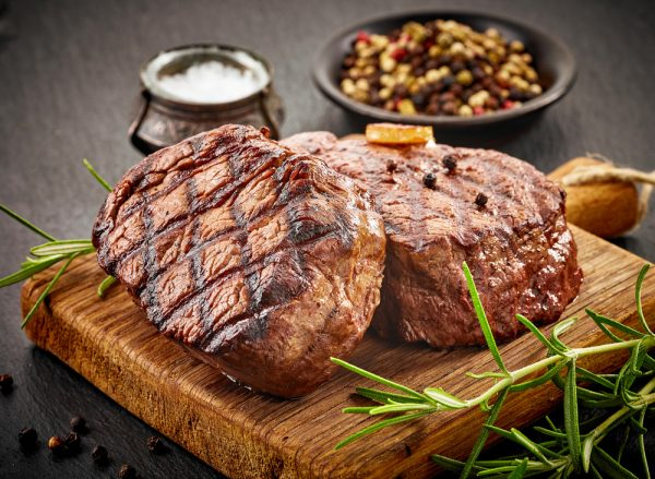 Galloway Beef Fillet Steaks