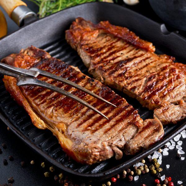 Galloway beef Sirloin Steaks