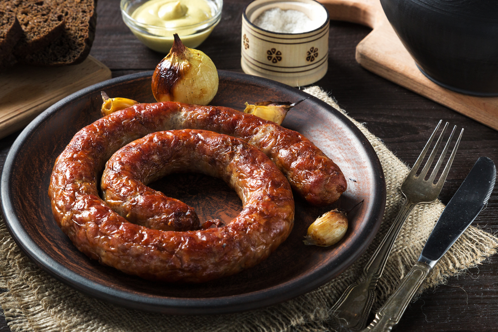 how to prepare cumberland sausage