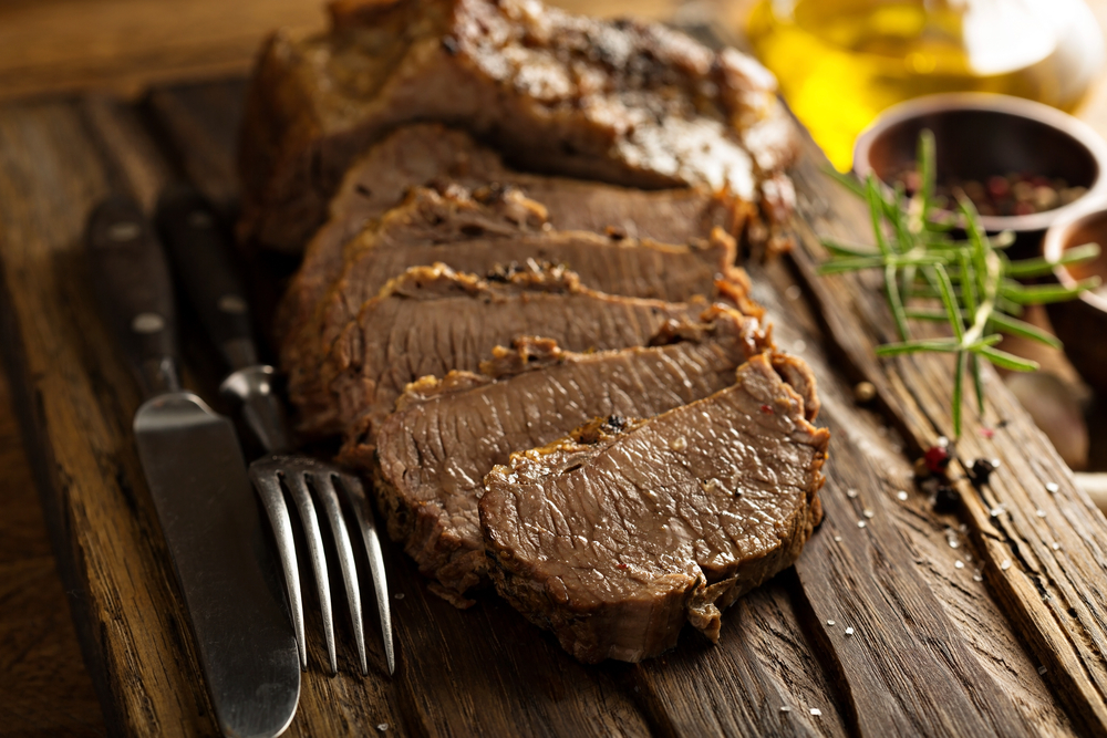 how to cook a 1kg beef roasting joint