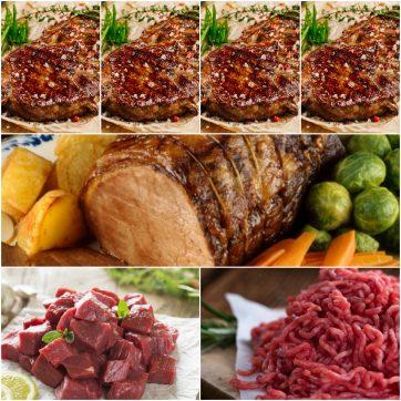 Galloway Beef Taster Box