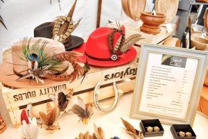 bespoke feathers product range