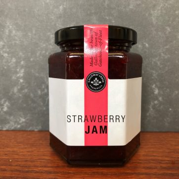 galloway lodge scottish strawberry jam