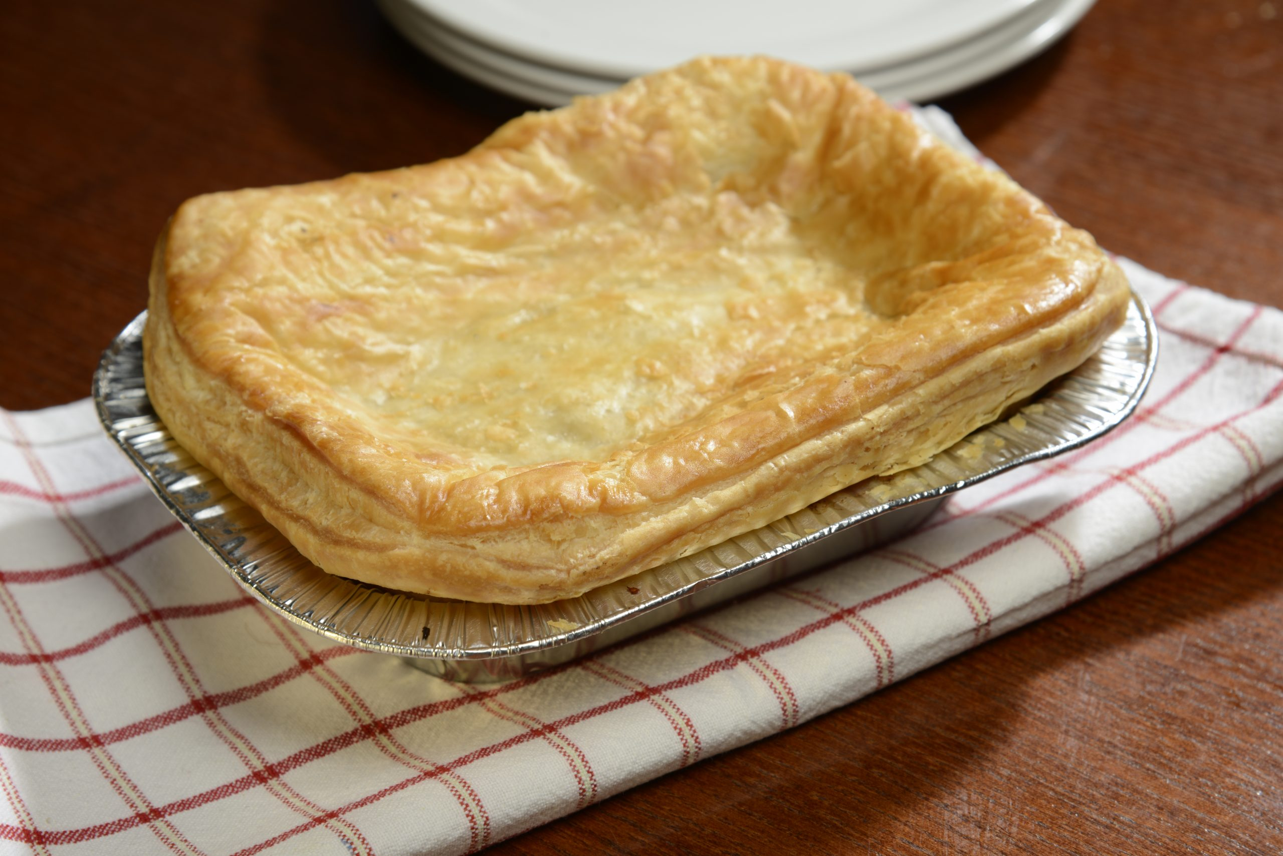 Large Steak Pie | Buy Online | The Blackface Meat Company